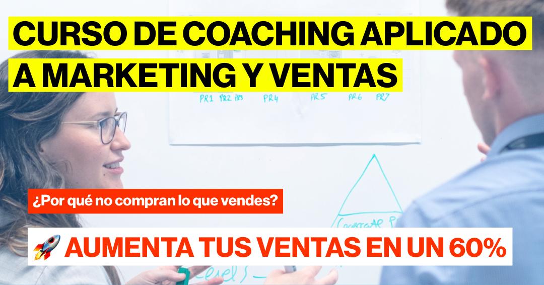 ¿Qué es un coaching de ventas?